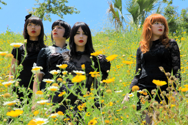 Dum Dum Girls to spend summer on the road